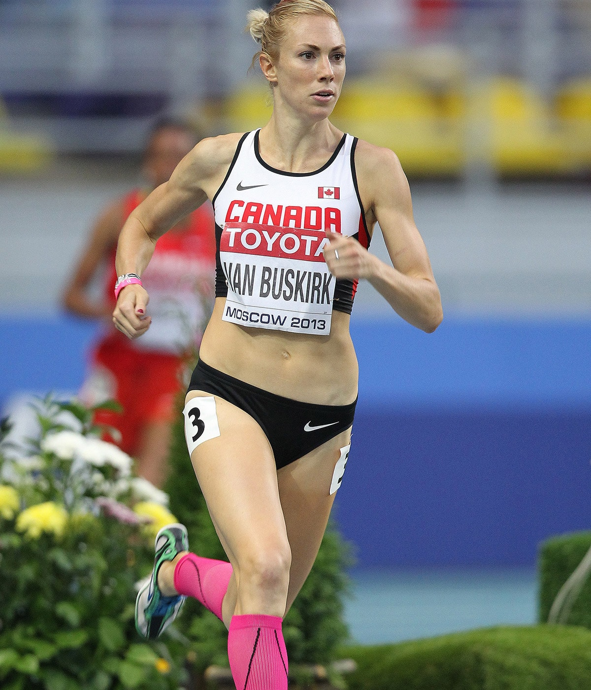 Kate Van Buskirk has paid a heavy price in her Olympic pursuit