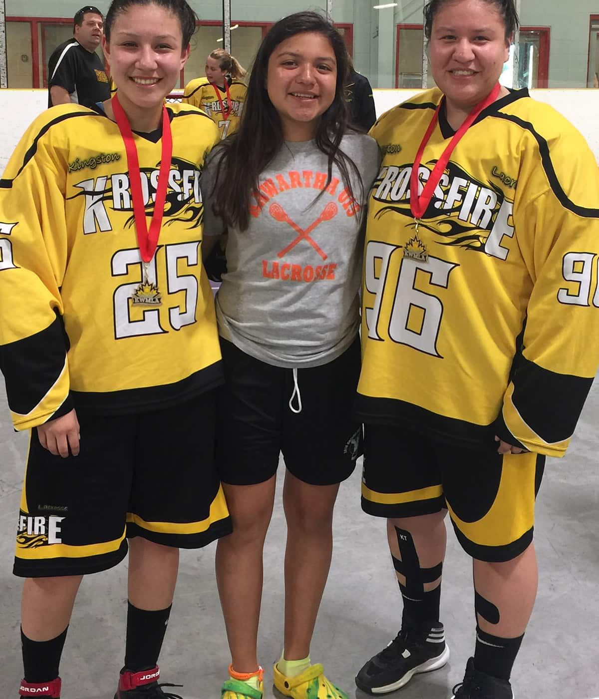 Indigenous Games: Women lacrosse players finally get to shine
