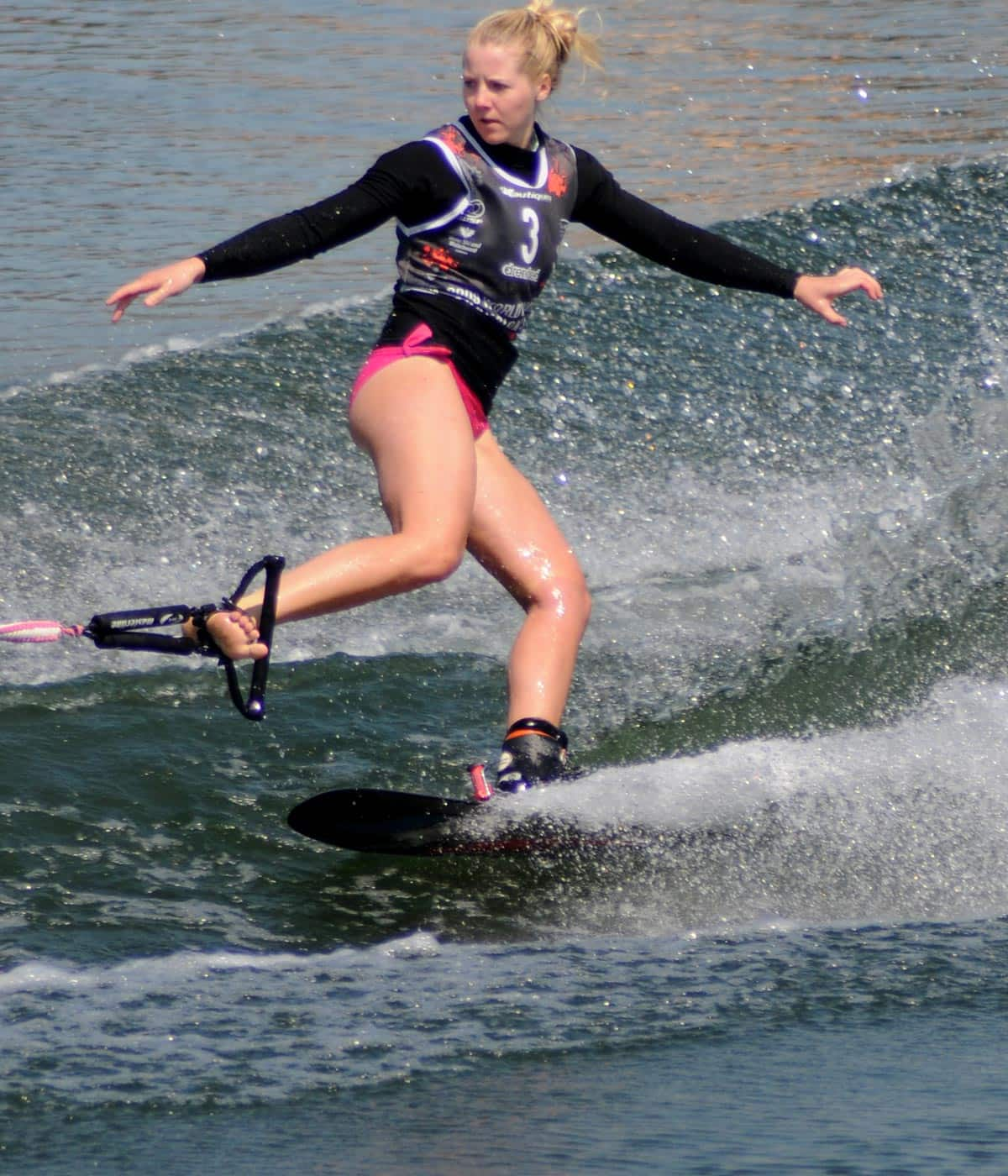 Whitney McClintock: Waterskiing is in my DNA