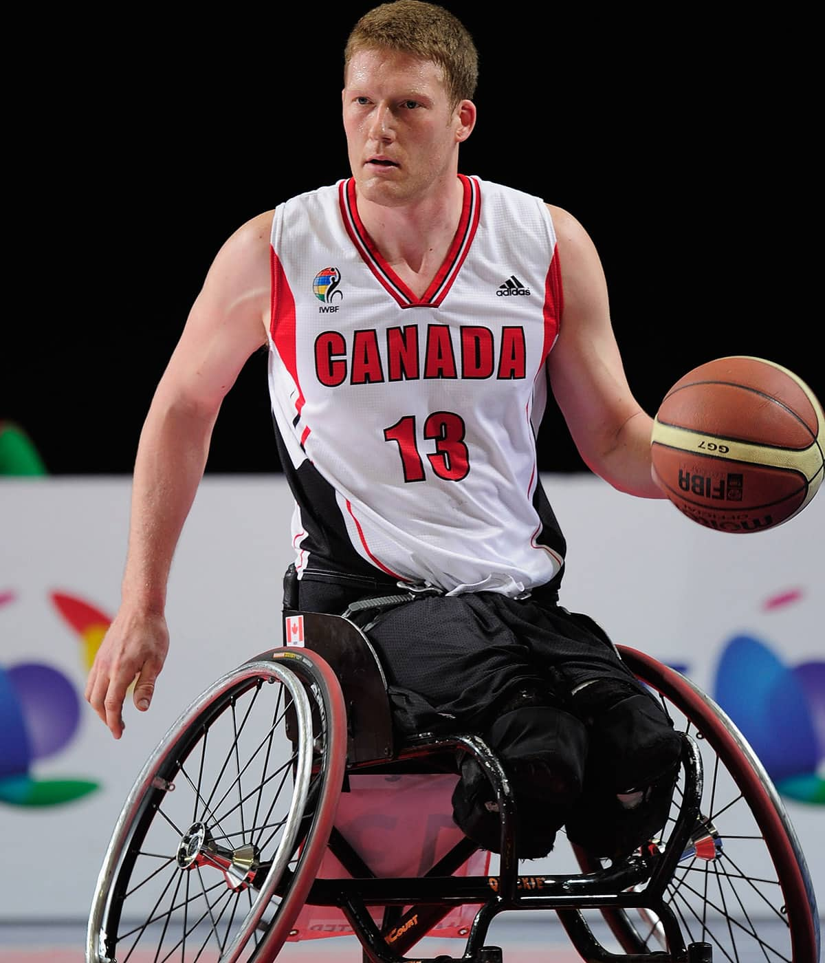 The story of a man who built and lived wheelchair basketball