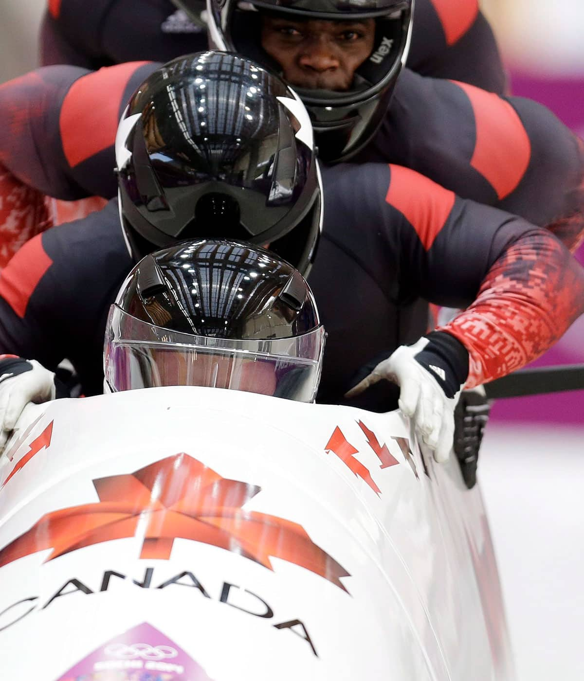 Lascelles Brown: I was always meant to slide for Canada