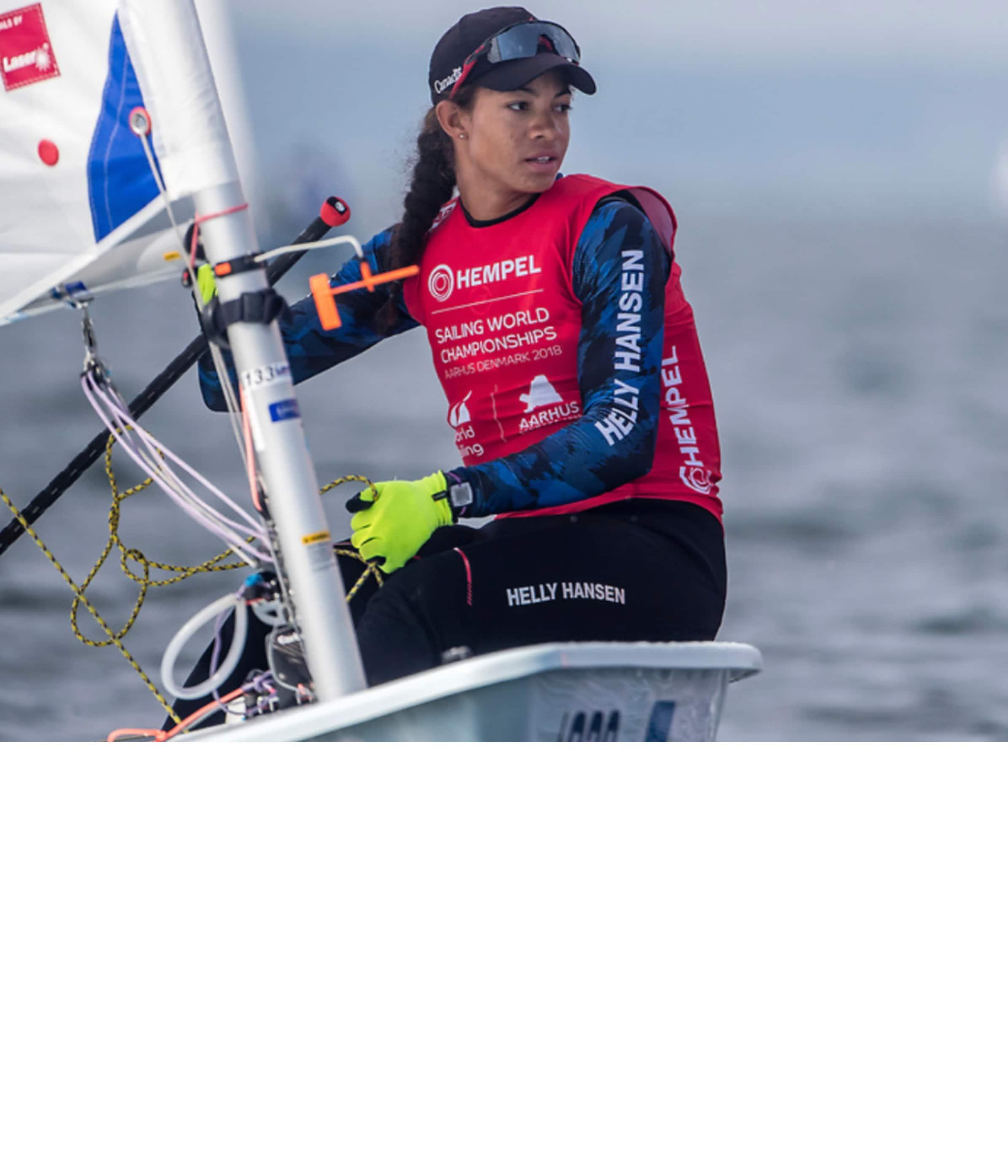 Stormy seas clear a sailor's mind