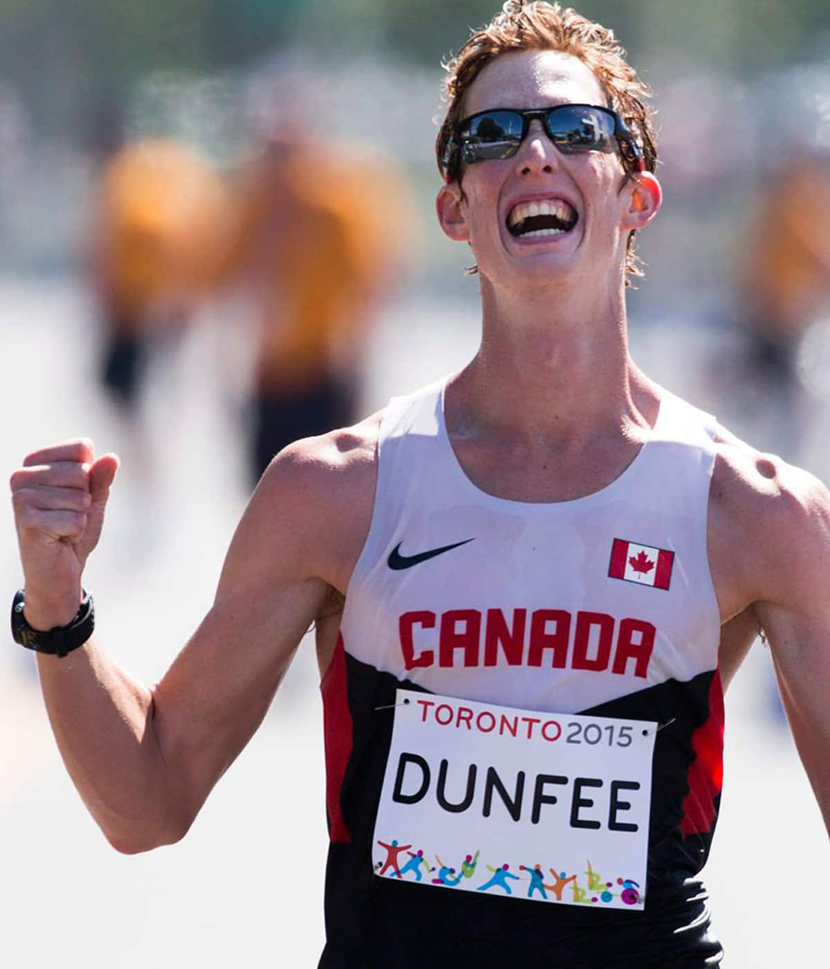 Evan Dunfee, Canadian race walker, puts mark on sport 'nobody seems to care about'