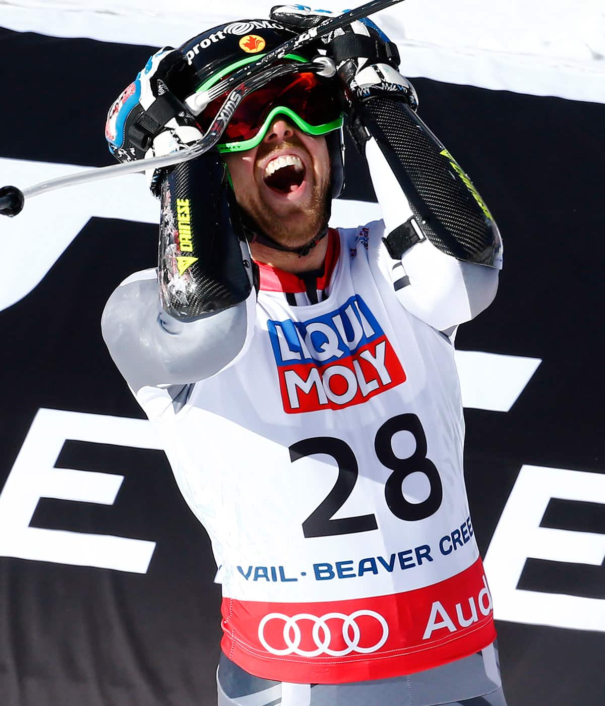 Skier Dustin Cook finally delivers 'dream season'