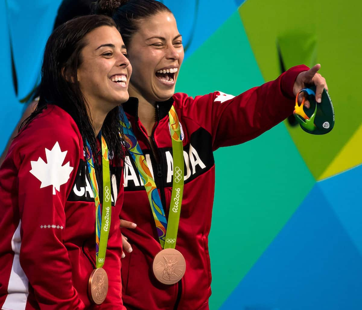 Roseline Filion still can't believe Olympic journey is over