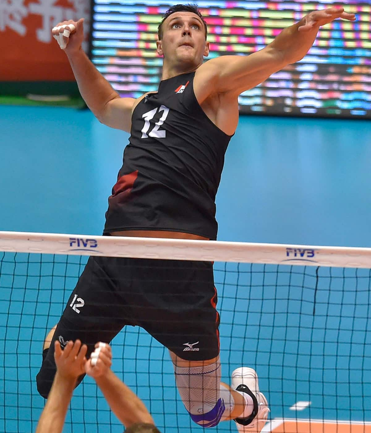 Gavin Schmitt exhales as volleyball team ends 24-year Olympic drought