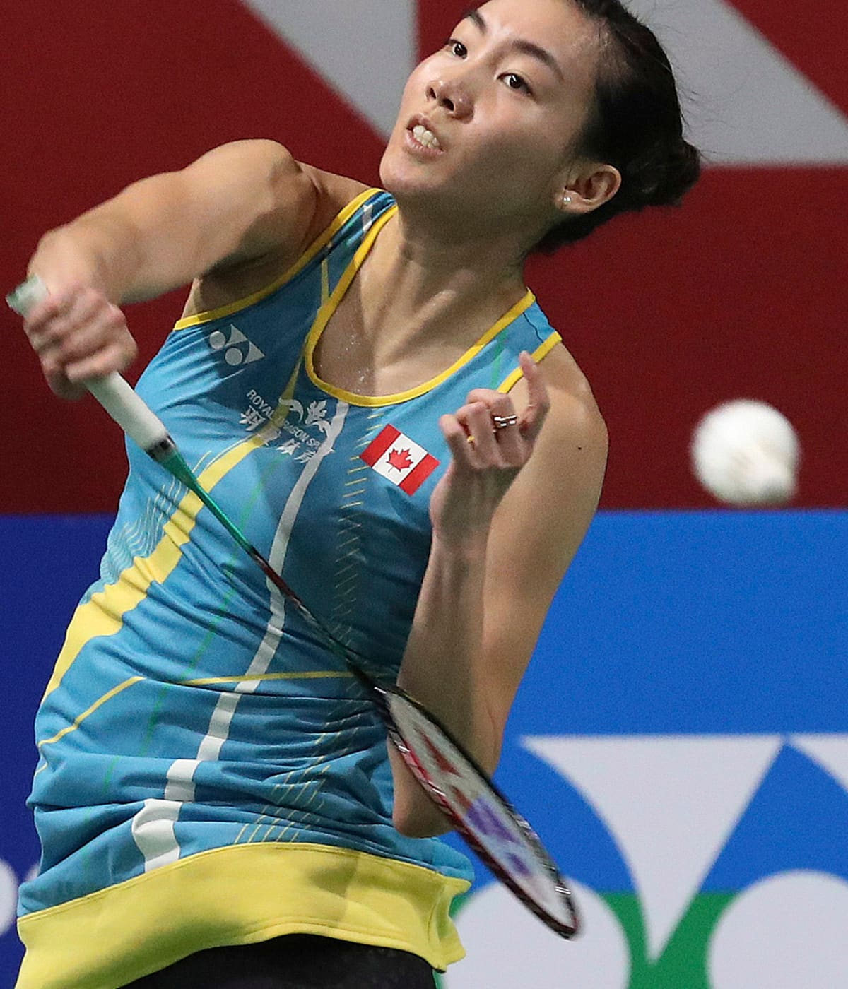 I'm top 10 in the world in badminton, but my sport struggles in Canada