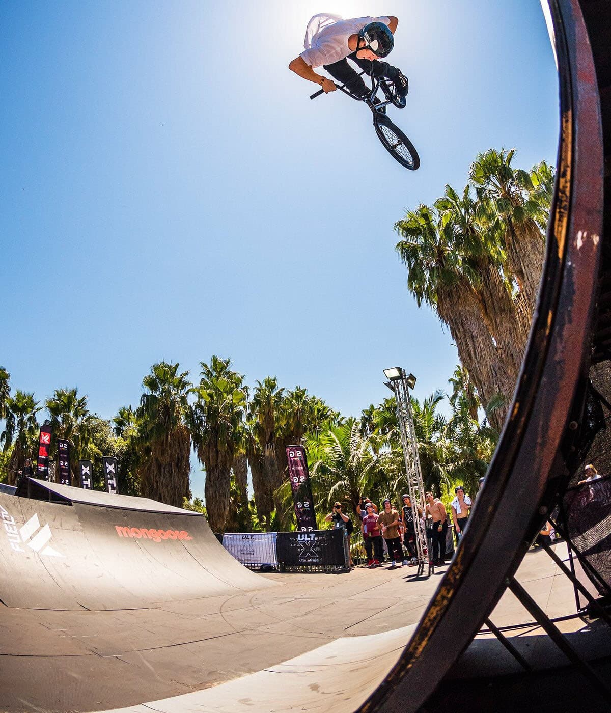 BMX is growing up fast, but we should still ride like we're kids