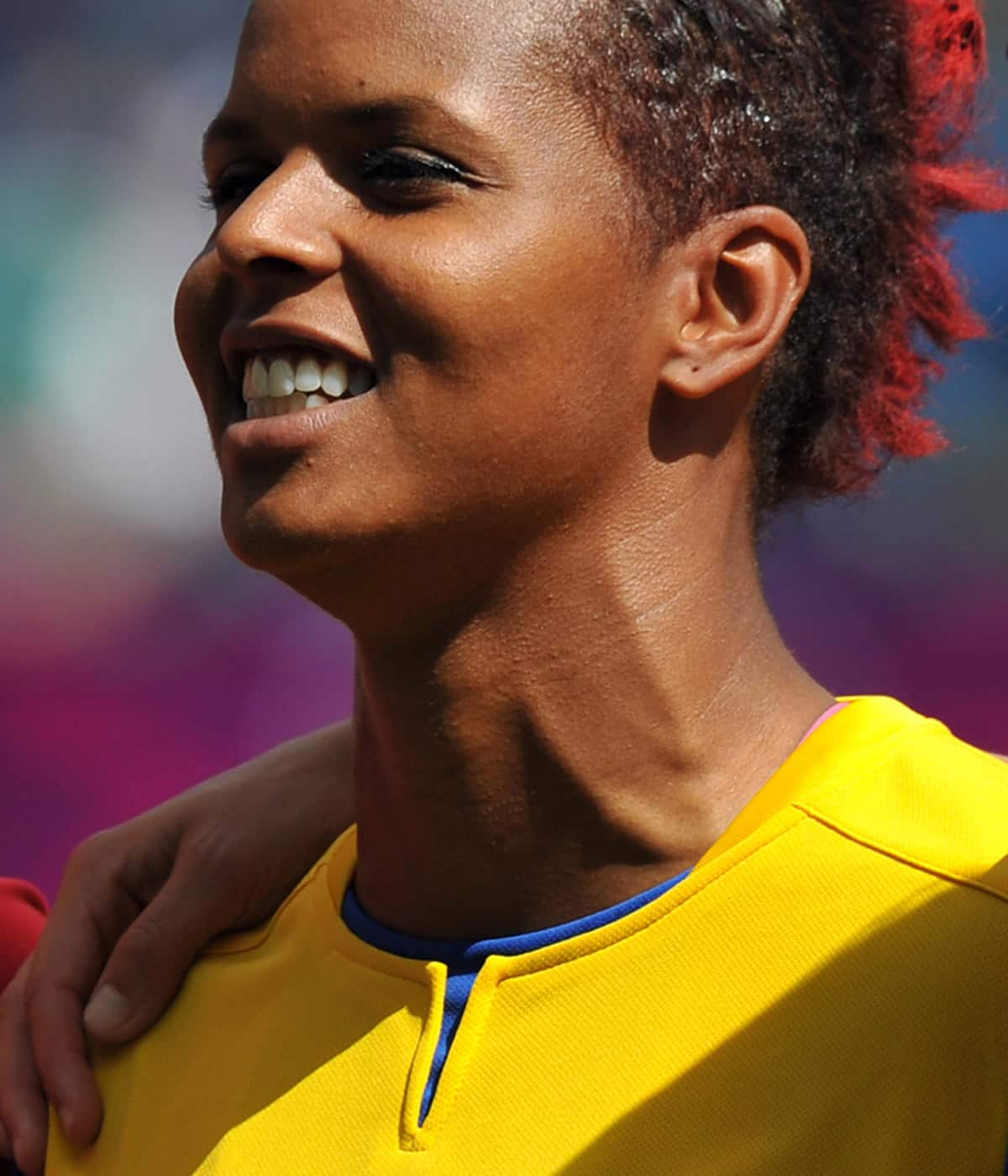 Karina LeBlanc: The moment 'I knew it was OK to leave'