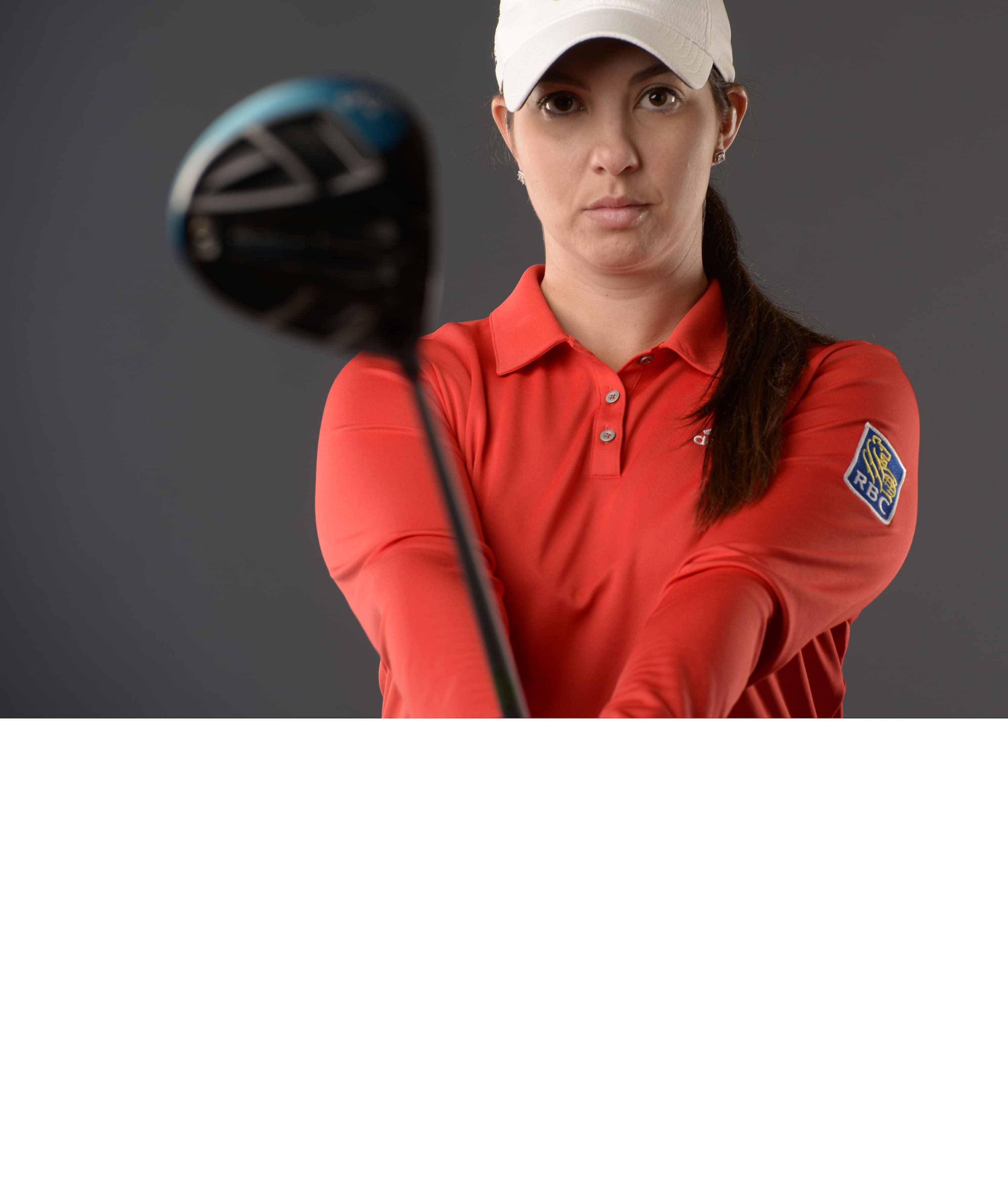 I'm a chemical engineer. But right now, I'm an LPGA Tour golfer