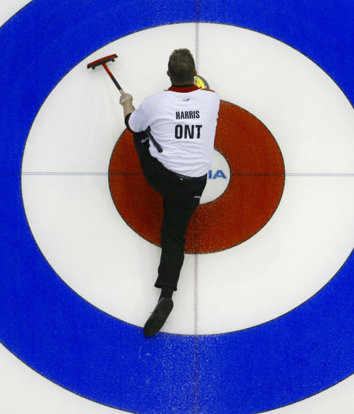 Mike Harris: Canadian curling goes global
