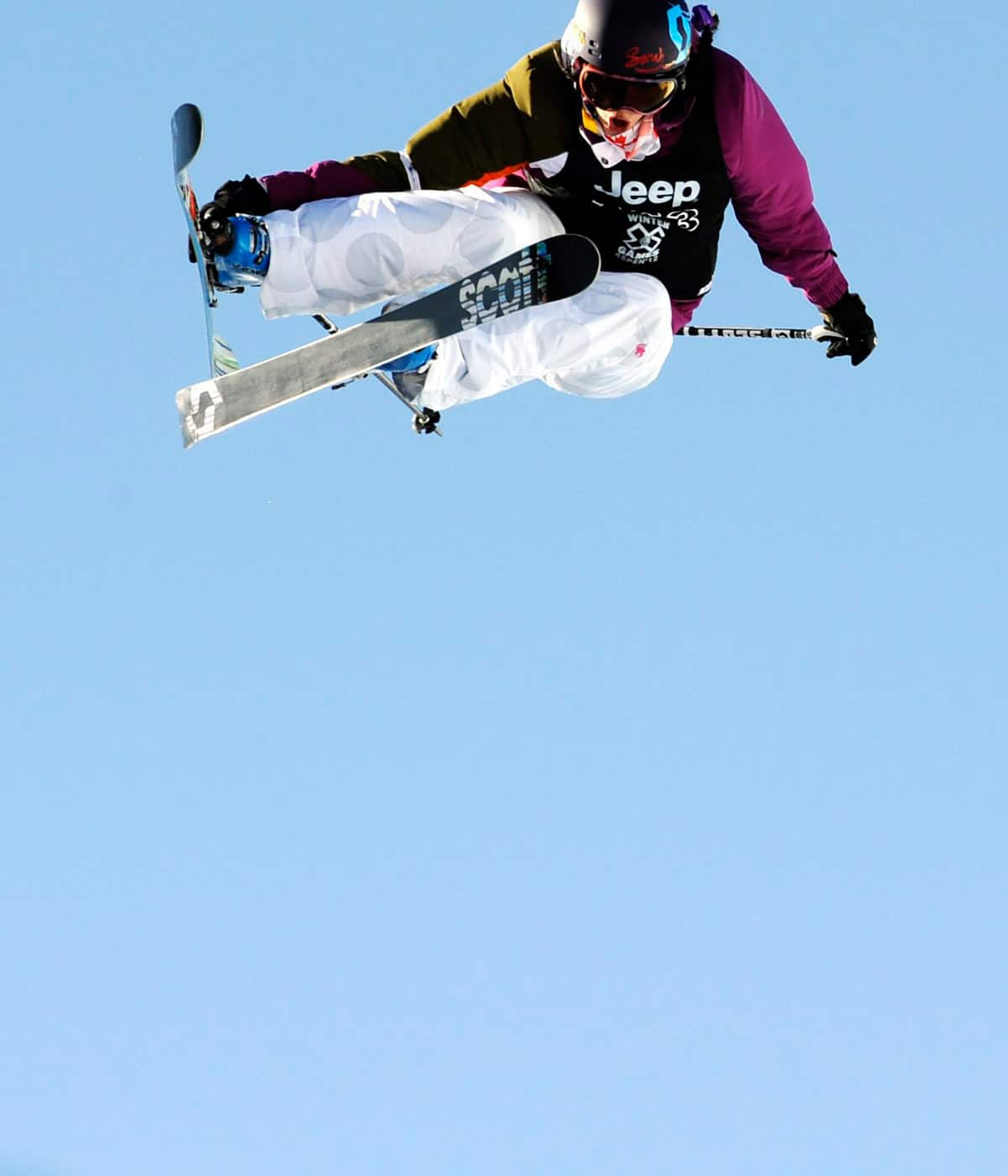 Freeskiing: The sport that threw out all the rules