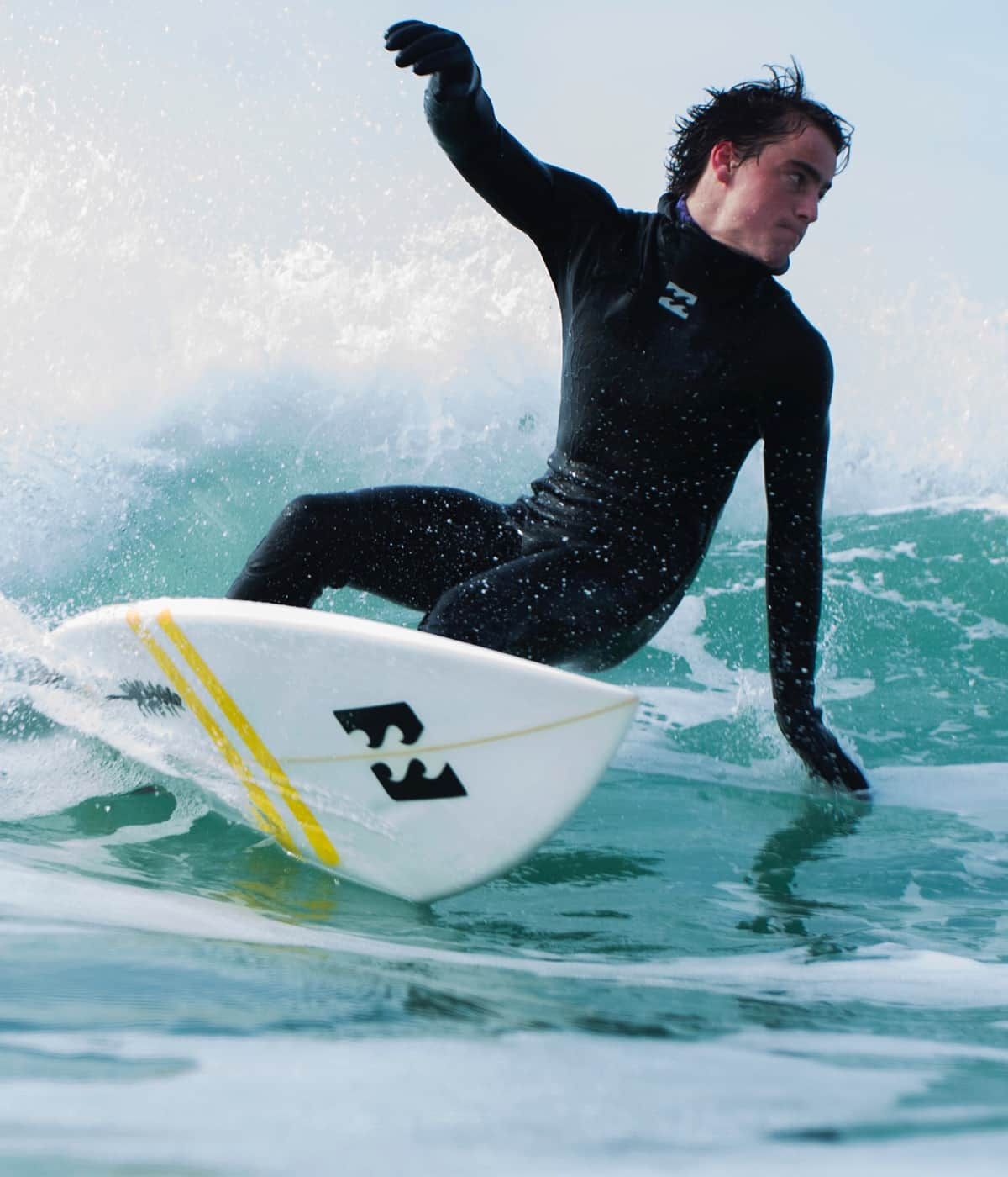 Surfing my way to Tokyo