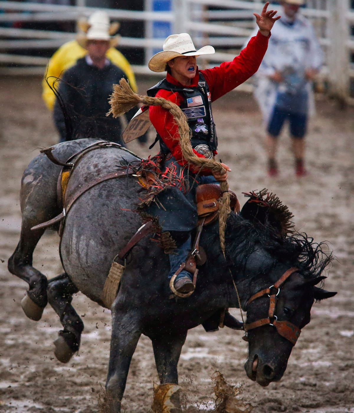 The Calgary Stampede changes lives