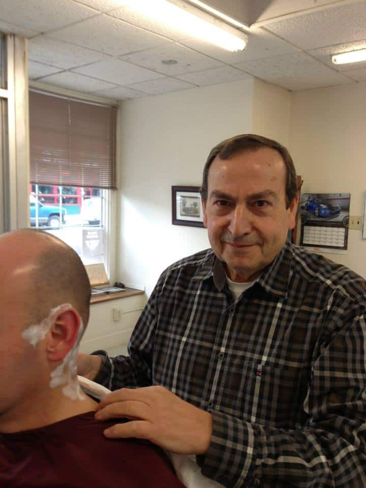 Barber Requirements : ... Points North Sudbury barber is concerned about training requirements