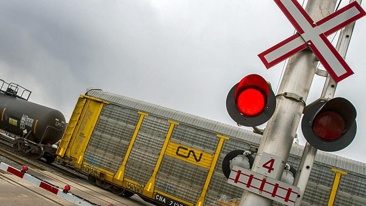 Transport Canada List Of 500 Highest Risk Railway Crossings Not