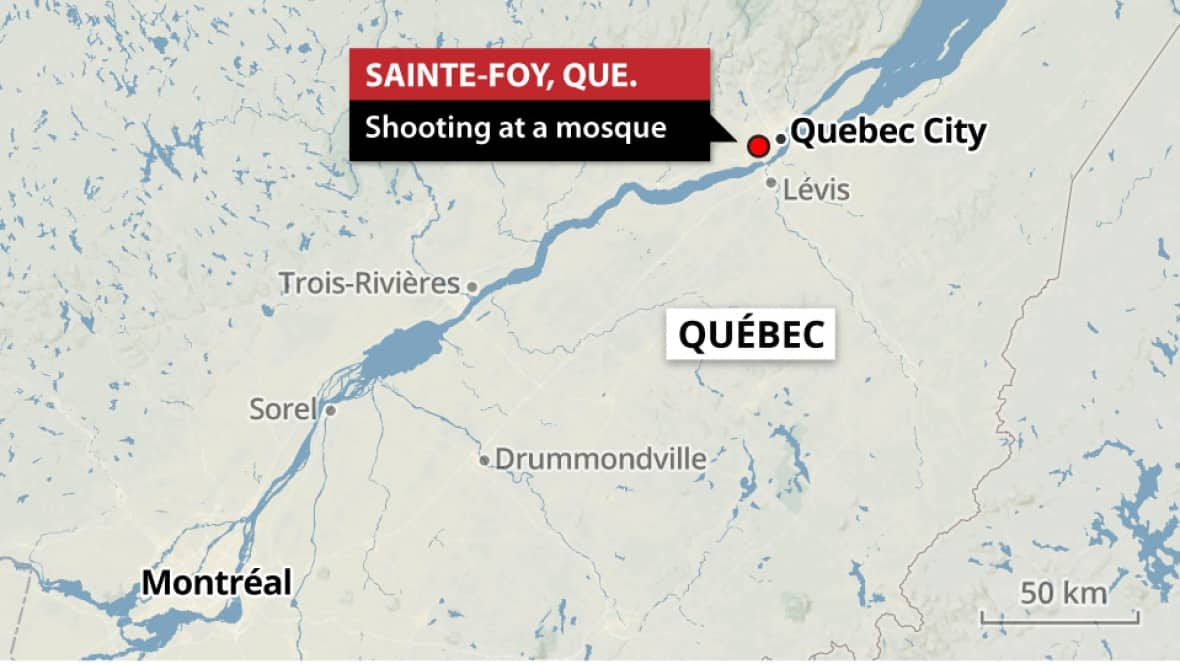 Six dead, 1 arrested and a province in mourning following Quebec ...