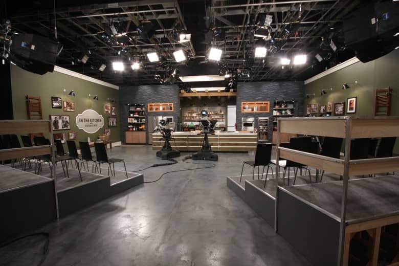 Studio 41 Cbc Production Facilities