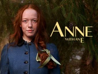 Anne with an E (HD) (DV)
