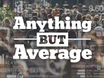 Anything But Average (HD) (DV)