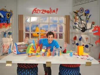 Artzooka! (HD) (DV)