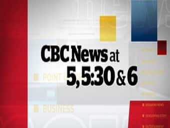 CBC News Edmonton at 6