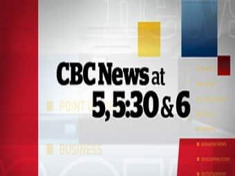 CBC News: Saskatchewan at 6:00
