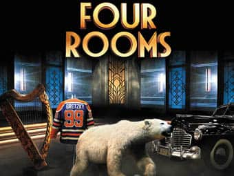 Four Rooms (HD) (DV)