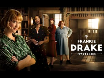 Frankie Drake Mysteries (HD) (DV)