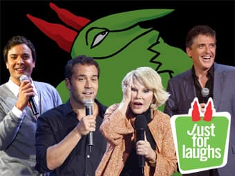 Just For Laughs (HD) (DV)