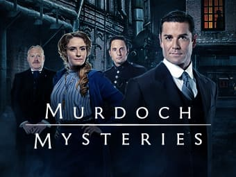 Murdoch Mysteries (HD) (DV)