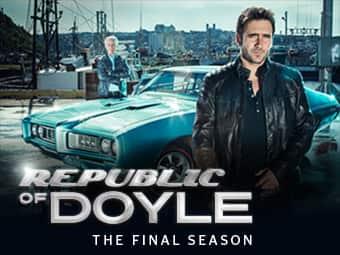 Republic of Doyle (HD) (DV)