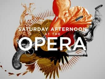 Saturday Afternoon at the Opera