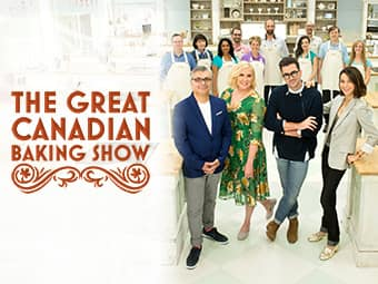 The Great Canadian Baking Show (HD) (DV)