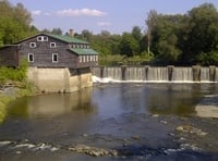 Thumbnail image for Huntingville Dam