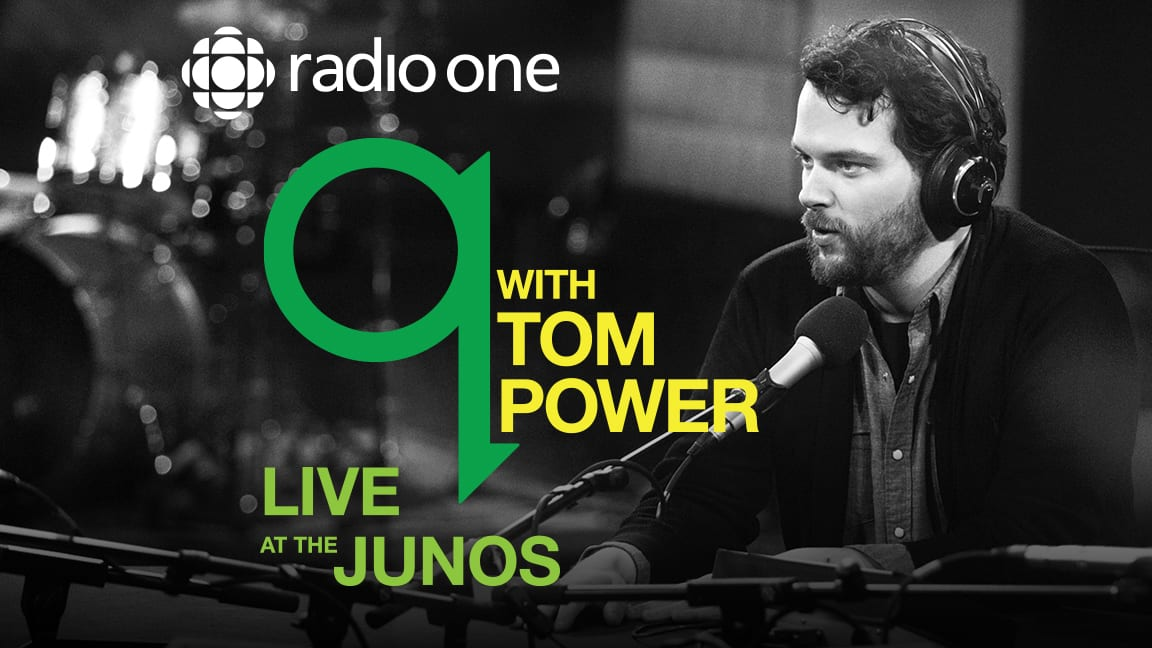 Tom Power Live at the Junos