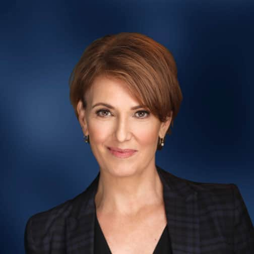 Show host graphic