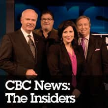 CBC News: The Insiders (Audio)