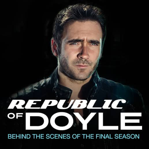 Republic of Doyle - Smash Derby