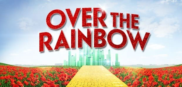 over the rainbow 2012