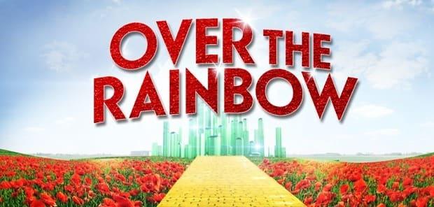 over the rainbow 2012
