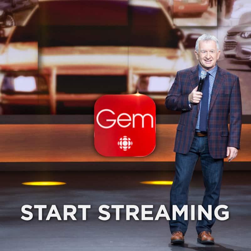 Stream Ron James now on CBC Gem