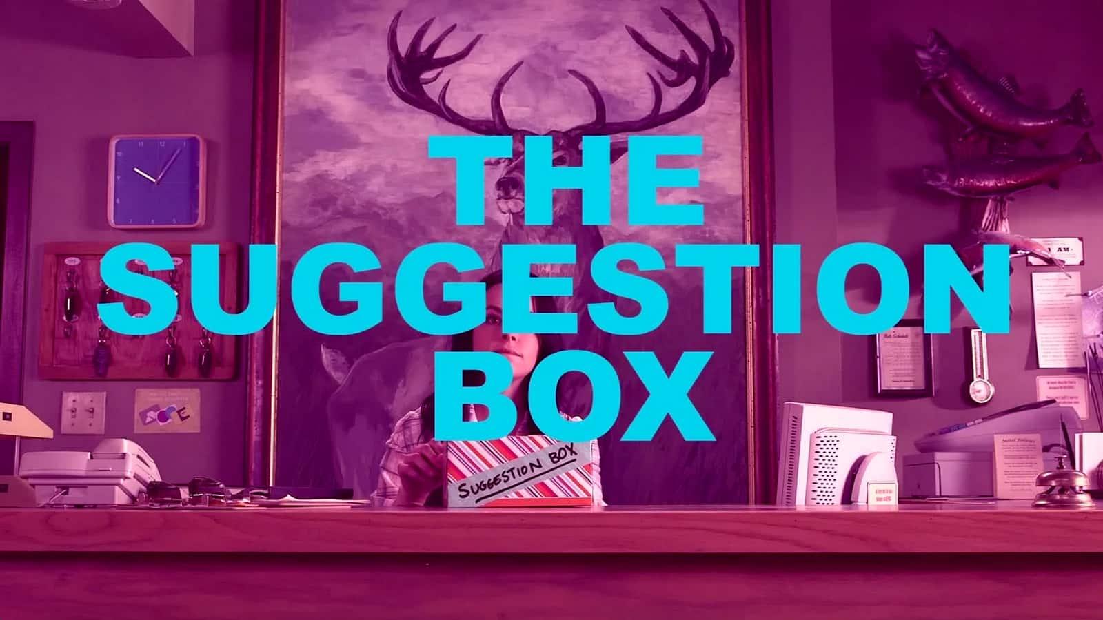ISC-suggestionbox