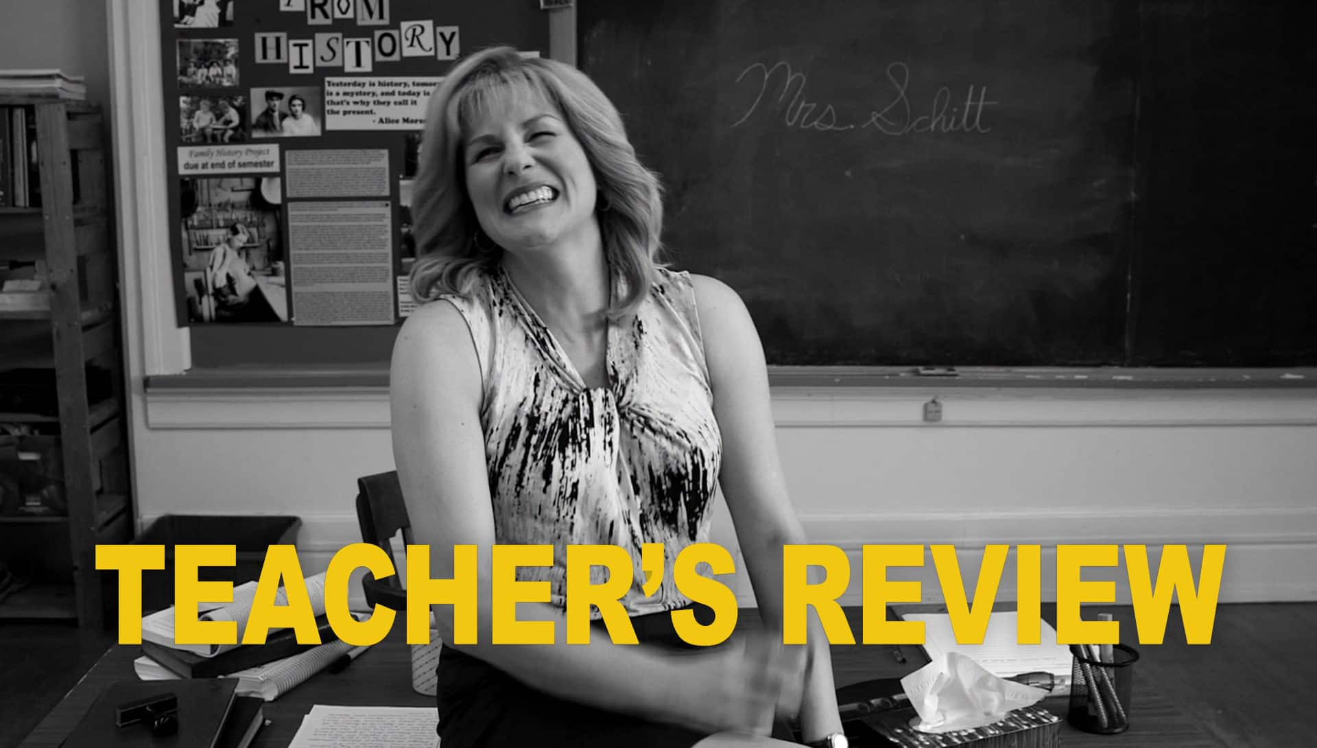 Teacher's Review