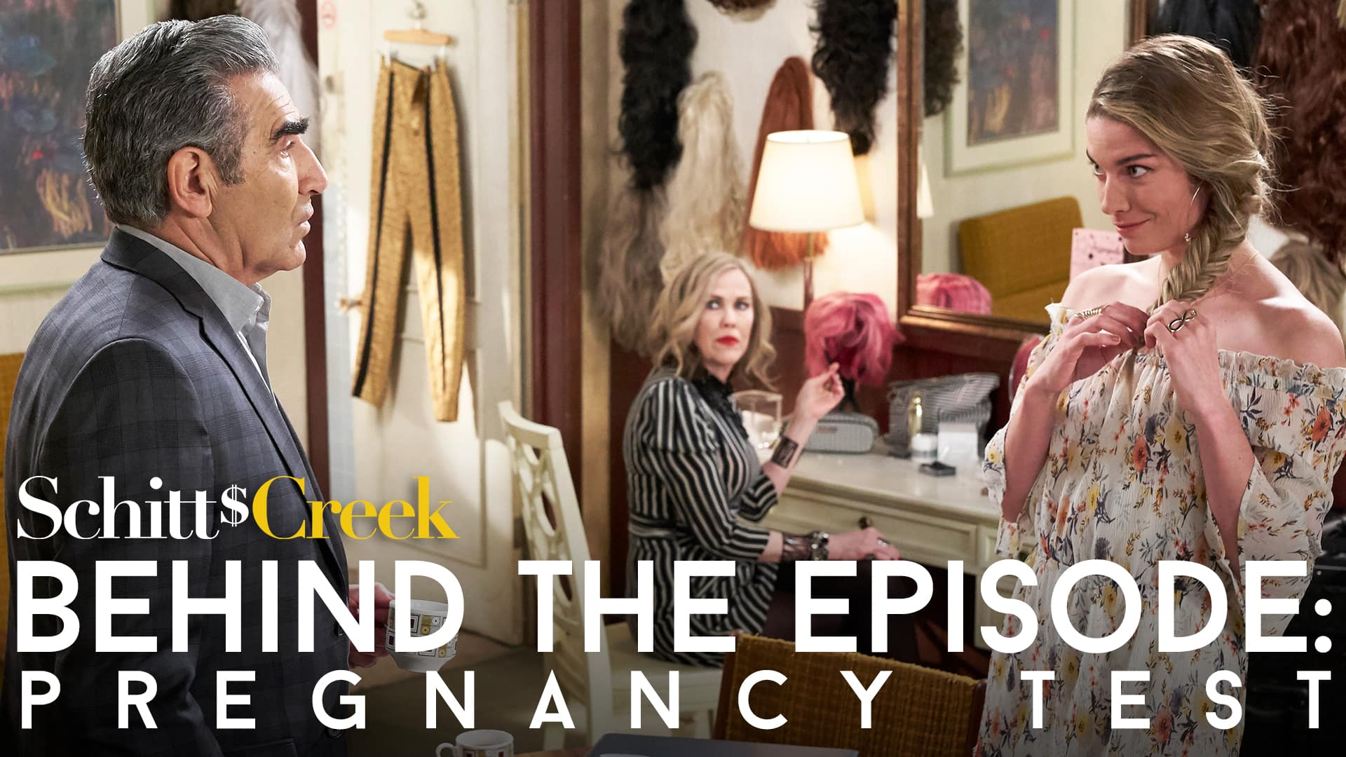 Pregnancy Test | Behind the Episode