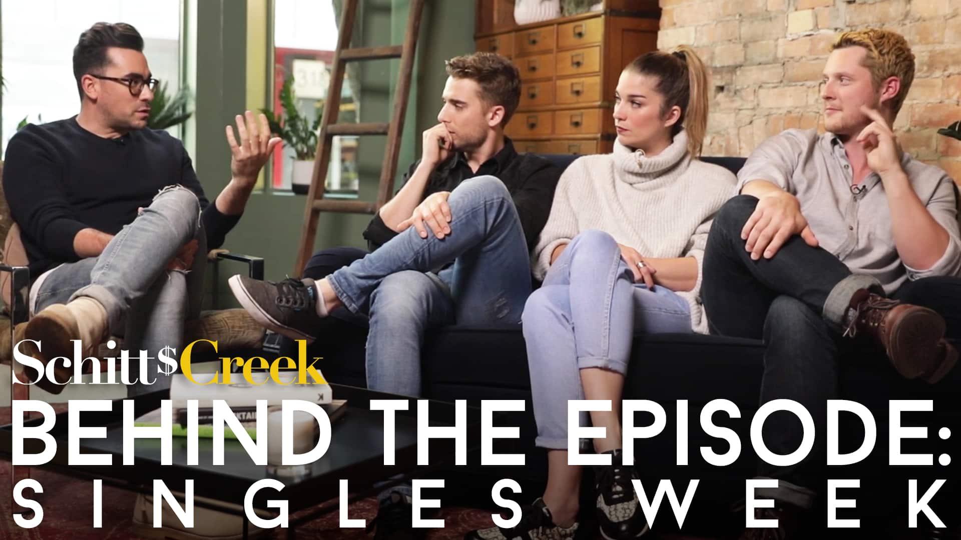 Singles Week | Behind the Episode