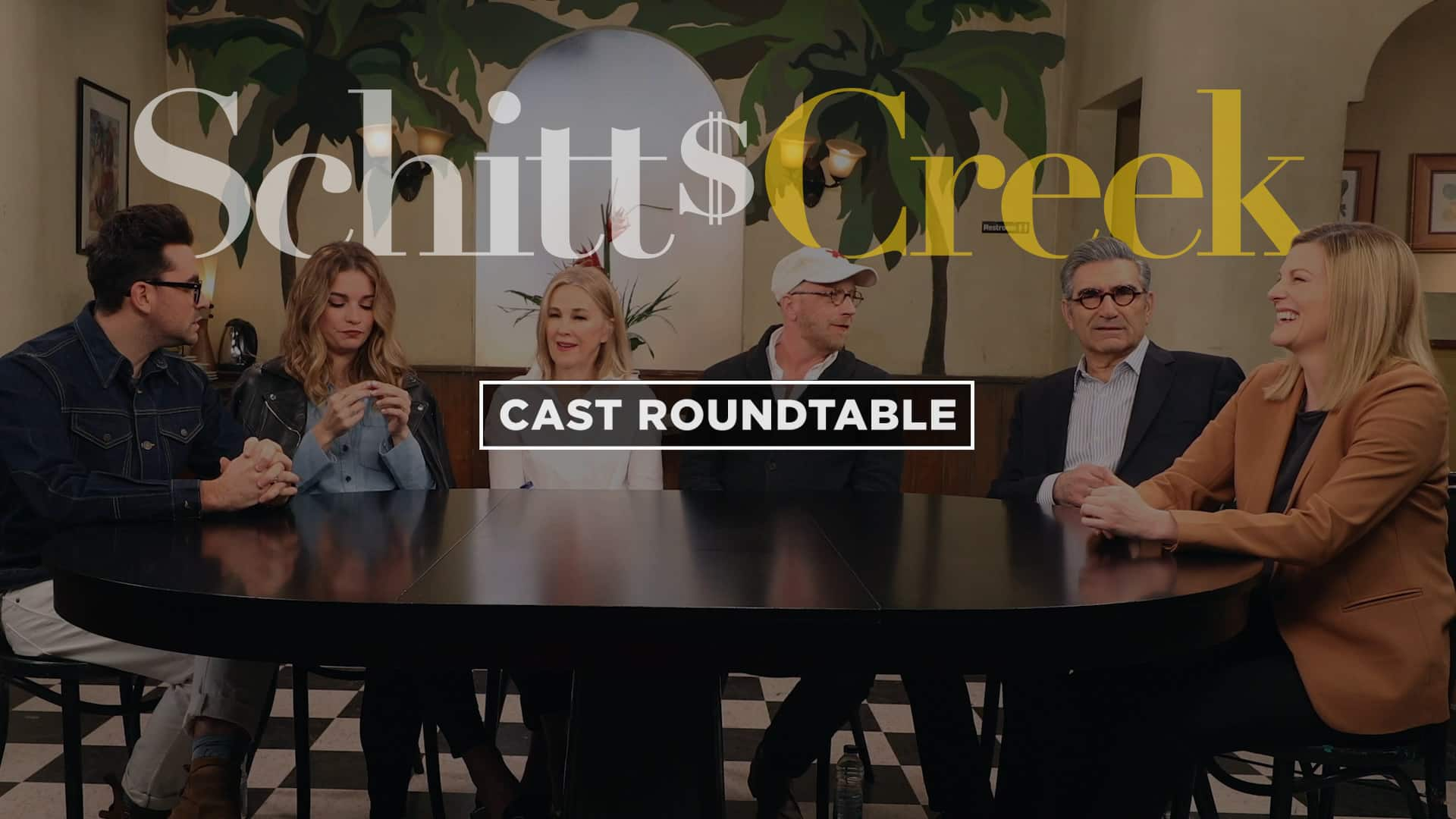 Cast Roundtable | Eugene, Catherine, Dan, Annie, Chris and Jenn