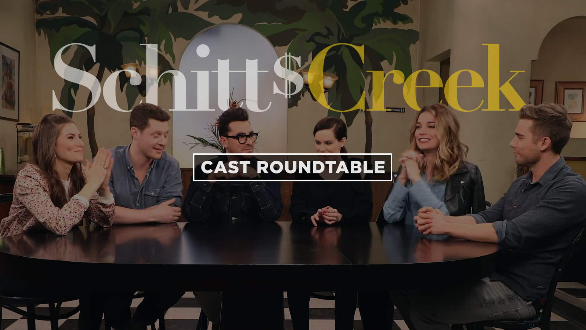 Cast Roundtable | Dan, Annie, Emily, Noah, Dustin and Sarah
