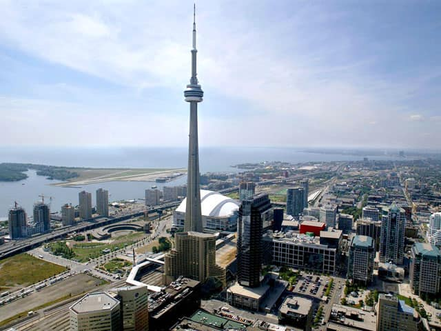 Cbc Ca Seven Wonders Of Canada Your Nominations Cn Tower Ontario