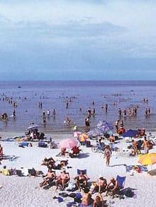 Grand Beach Lake Winnipeg